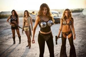 Diese Ladies wollen Machete ans Leder! (Universum Film GmbH)