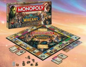 World of Warcraft Monopoly (Copyright: Hasbro)