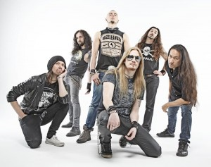 DragonForce (Copyright: DragonForce)