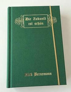 """""""Die Zukunft ist schön"""" - eine besonderes Layout (Copyright: Unsichtbar Verlag)"""