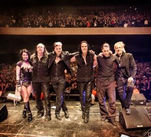 Lacrimosa live (Copyright: Germán S. García)