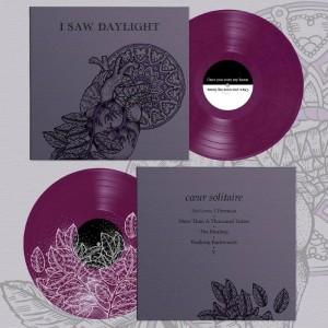 Vinyl Layout (Copyright: I Saw Daylight)