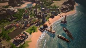 Eine kleine, aber feine Insel (Copyright: Kalypso Media)