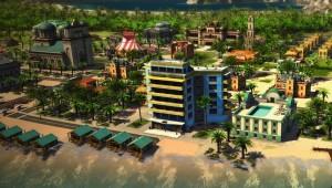 Auch der Tourismus spielt eine Rolle in Tropico 5 (Copyright: Kalypso Media)
