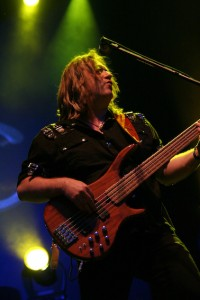 Dennis Ward (Copyright: Unisonic)