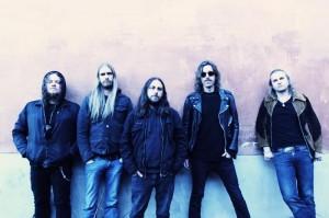 Opeth (Copyright: Opeth)