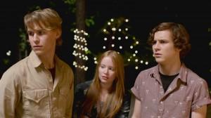 David, Teddy und Allison sehen doppelt. (Copyright: Universum Film)