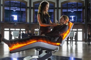 "Beatrice ""Tris"" Prior muss sich ihren Ängsten stellen. (Copyright: Concorde Home Entertainment)"