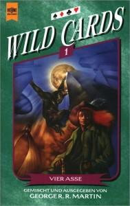 """""""Wild Cards""""-Ausgabe des Heyne Verlags (Copyright: Heyne Verlag)"""