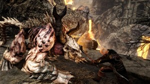 """In """"Risen 3"""" stellen sich die Spieler zahlreichen Gegnern. (Copyright: Piranha Bytes / Deep Silver"""