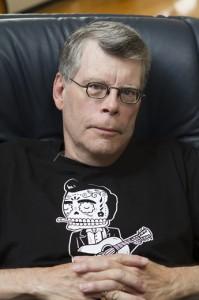 Stephen King (Copyright: Stephen King)