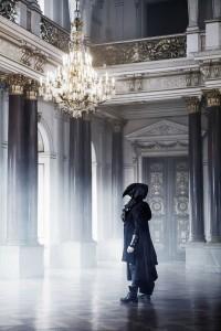 The Dark Tenor (Copyright: Helen Sobiralski)