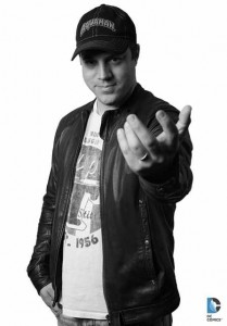 Comicautor Geoff Johns (Copyright: DC Entertainment)