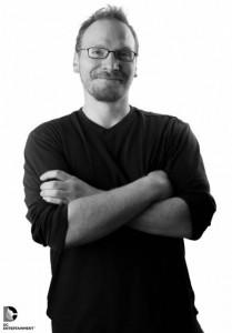 Comiczeichner und Autor Aaron Kuder (Copyright: Aaron Kuder / DC Entertainment)
