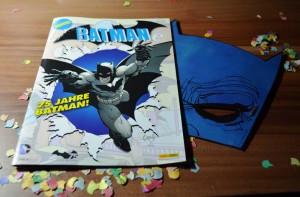 Gratis Sonderheft mit unveröffentlichter Story und Reprint des Detective Comics #27.