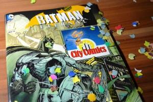 """Erste Ausgabe von """"Batman Eternal"""" als Variant-Cover."""