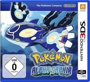 Pokémon Alpha Saphir (Copyright: Nintendo)