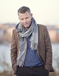 Der schwedische Erfolgsautor Arne Dahl (Copyright: Sara Arnald, 2011)