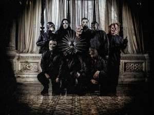 Slipknot (Copyright: Slipknot)