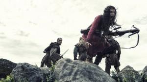 Sackgasse: Werden die Wikinger ihren Feinden entkommen? (Copyright: Ascot Elite Home Entertainment)