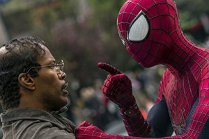 Andrew Garfield in seiner Rolle als Peter Parker. (Copyright: Sony Pictures Home Entertainment)