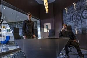 Alte Freunde: Peter Parker (Andrew Garfield) und Harry Osborn (Dane DeHaan) (Copyright: Sony Pictures Home Entertainment)
