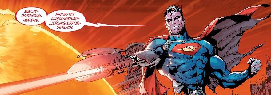 Es hat sich einiges verändert im DC Universum (Copyright: Panini Comics / DC Comics)