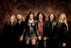 Nightwish (Copyright: Ville Akseli Juurikkala)