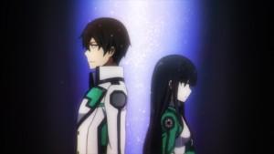 Unzertrennlich: Der Diskriminierung ihrer Schule zum Trotz halten die Shiba-Geschwister zusammen. (Copyright: KSM Anime)