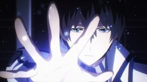 """Mystische Macht: In """"The irregular at magic high school"""" wird Magie durch beeindruckende CGI-Effekte visualisiert. (Copyright: KSM Anime)"""
