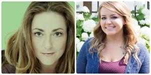 """Nicole Engeln (links) liest """"After passion"""" von Anna Todd (rechts). (Copyright: Nicole Engeln (links) / J. D. Witkowski (rechts))"""