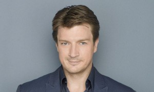 Nathan Fillion in seiner Rolle als fiktiver Autor Richard Castle. (Copyright: Nathan Fillion)