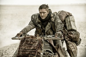 Wahnsinnig gut - Tom Hardy in Mad Max: Fury Road. (Copyright: Warner Bros.)