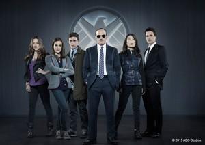 "Ein handverlesenes Team: ""Agents of S.H.I.E.L.D.""  (Copyright: 2015 Marvel & ABC Studios)"