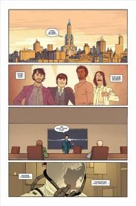 "Die ""Fab-Four"" (Copyright: Image Comics)"