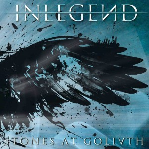 "Coverartwork des Albums ""Stones At Goliath"" (Copyright: INLEGEND / Eat The Beat Music)"