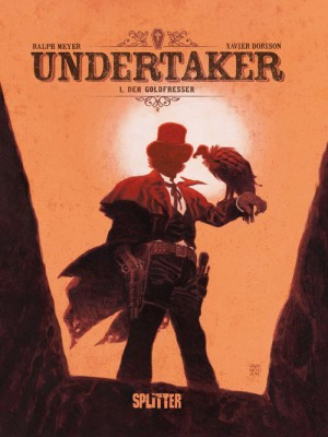 Undertaker Band 01: Der Goldfresser