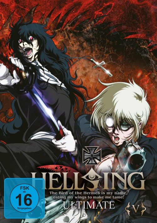 hellsing ultimate staffel 2