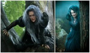 Märchenhaftes Recycling - aus alt mach neu: Meryl Streep als böse Hexe will ihre Schönheit wiedergewinnen. (Copyright: 2014 Disney Enterprises, Inc. All Rights Reserved)