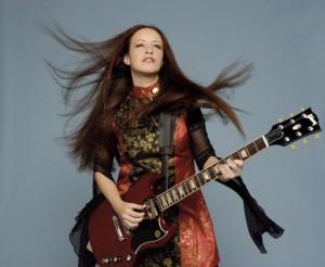 Maite gilt als eine der besten weiblichen Flamenco-Gitarristinnen der Welt. (Copyright: Maite Itoiz)