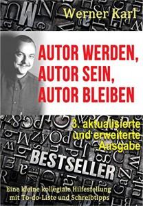 Werner Karl gibt Hilfestellung für Autoren. (Copyright: Werner Karl)