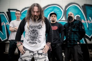 Soulfly ( Copyright: Nuclear Blast )