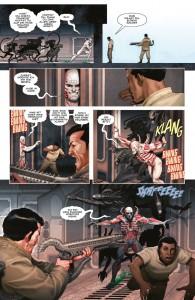 Elden und Francis treffen seit dem Vorfall auf LV-223 erstmals wieder aufeinander. (Copyright: Cross Cult)