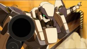 """Anime """"Full Metal Panic!"""" ist zurück und mit ihm die mechanischen Mitstriter (Copyright:  Shouji Gatou – Shikidouji / MITHRIL )"""