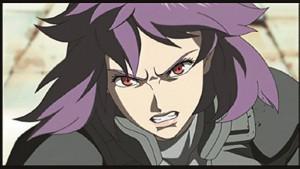 So mancher Einsatz treibt auch Major Kusanagi an ihre physischen und psychischen Grenzen. (Copyright: 2002-2005 Shirow Masamune-Production I.G/KODANSHA)