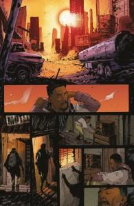 Ausschnitt aus dem Prequelcomic. | Copyright: Cross Cult Verlag