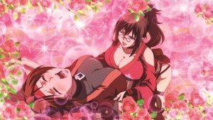 So ganz ohne anzügliche Szenen kommt der Anime dann doch nicht aus. Fans des Fanservice dürfen sich freuen! (Copyright: 2014 Project-D)