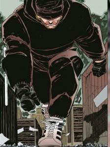 Matt Murdock unterwegs in den Straßen von Hell's Kitchen. (Copyright: Panini Comics)
