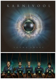 """Sound Awake"" von Karnivool (Copyright: Smi Col / Sony Music / Karnivool)"