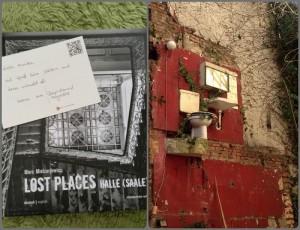 """Gut angekommen, der Gewinn - und ein eigenes """"Lost Place""""-Foto gibt es von unserer Siegerin obendrauf!"""